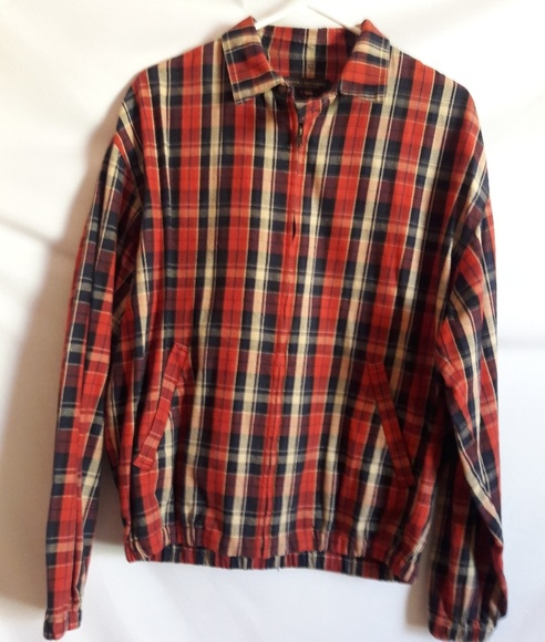 Brooks Brothers Other - Brooks Brothers Flannel Jacket Size Medium
